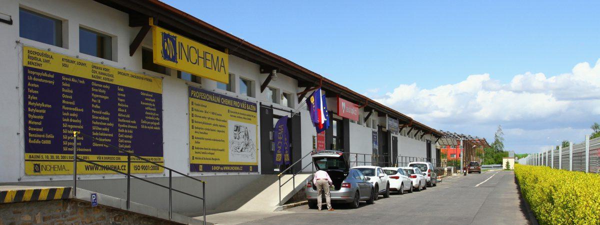 Areál Horní Počernice
